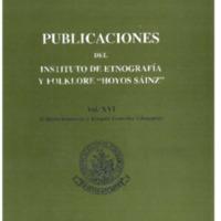 Construcciones pastoriles en los puertos lebaniegos. Catalogación de los chozos circulares