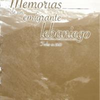 Memorias de un emigrante lebaniego. Tudes en 1950