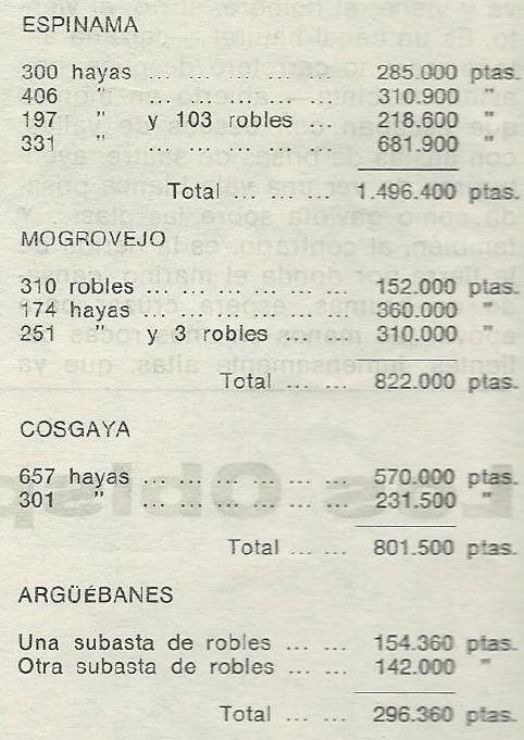 Foto de Luz de Liébana, enero de 1972. Pulse para verlo más grande