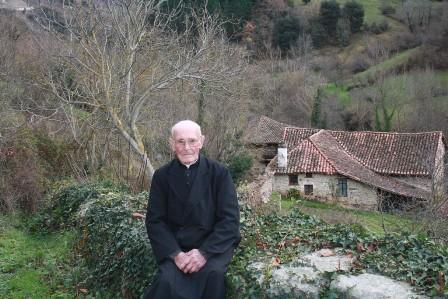 D. Benito, en foto de Pepe Redondo. Pulsar para ampliar